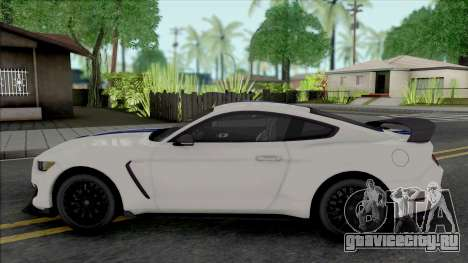 Ford Mustang Shelby GT350R 2016 (Real Racing 3) для GTA San Andreas