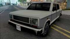 Bobcat XL (Double Cab) для GTA San Andreas