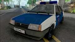 ВАЗ-2109 Московская Милиция 90-х