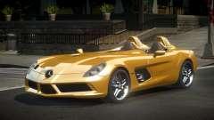 Mercedes-Benz SLR PSI