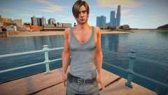 New Leon Casual для GTA San Andreas