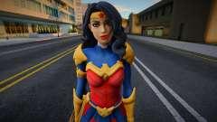 Fortnite - Wonder Woman v2 для GTA San Andreas