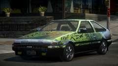 Toyota Corolla AE86 Qz PJ1