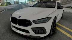 BMW M8 Competition [HQ] для GTA San Andreas