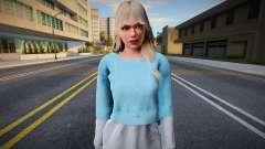 Rachel v4 для GTA San Andreas