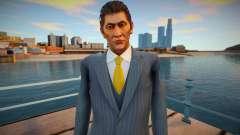 Horinouchi from Yakuza для GTA San Andreas
