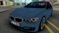 BMW 3-er F30 Sport Line 2013 для GTA San Andreas