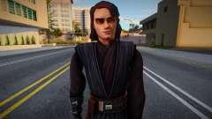 Anakin Skywalker (The Clone Wars) 1 для GTA San Andreas