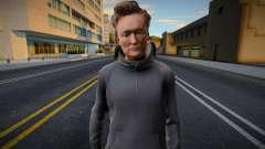 Conan from Death Stranding для GTA San Andreas
