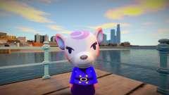 Diana - Animal Crossing для GTA San Andreas