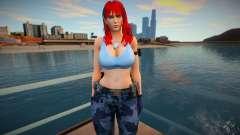 Leona 4 - Blue 2 для GTA San Andreas
