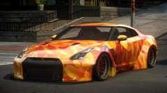 Nissan GTR FLS S8 для GTA 4