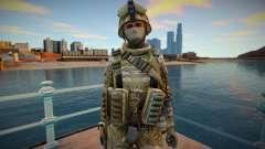 Call Of Duty Modern Warfare 2 - Multicam 8 для GTA San Andreas