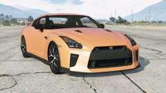 Nissan GT-R (R35) 2017〡add-oɳ для GTA 5