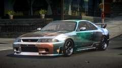Nissan Skyline R33 GS S2 для GTA 4