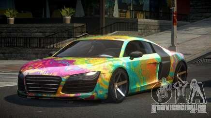 Audi R8 SP-U S2 для GTA 4