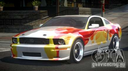 Ford Mustang BS-U L2 для GTA 4