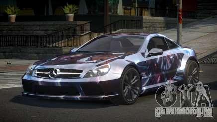 Mercedes-Benz SL65 U-Style PJ4 для GTA 4