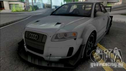 Audi RS4 2008 BodyKit для GTA San Andreas