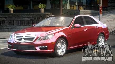 Mercedes-Benz E63 BS V1.2 для GTA 4