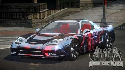Honda NSX GS S3 для GTA 4