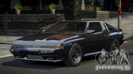 Mitsubishi Starion SP-U для GTA 4