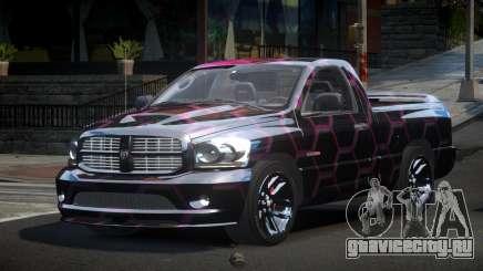 Dodge Ram BS-U S3 для GTA 4