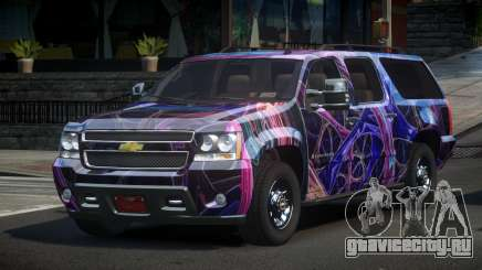 Chevrolet Suburban GS S7 для GTA 4