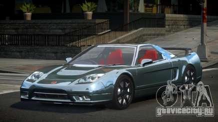 Honda NSX GS для GTA 4
