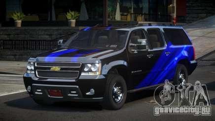 Chevrolet Suburban GS S3 для GTA 4
