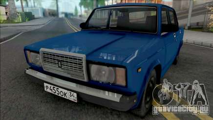 ВАЗ-2107 2007 для GTA San Andreas