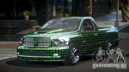 Dodge Ram BS-U S5 для GTA 4