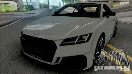 Audi TT RS 2019 для GTA San Andreas