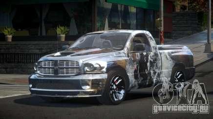 Dodge Ram BS-U S6 для GTA 4