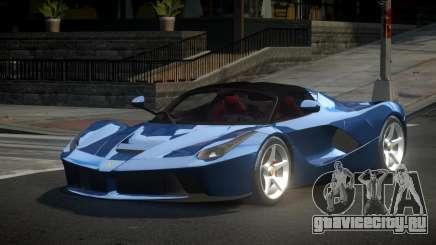 Ferrari LaFerrari Qz для GTA 4