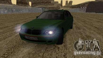BMW 760LI EKH152RUS [Переработка] для GTA San Andreas