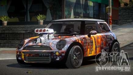 Mini Cooper Custom S5 для GTA 4