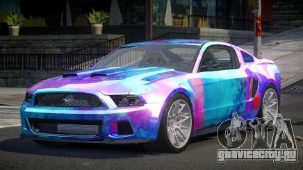 Ford Mustang GT-I L9 для GTA 4