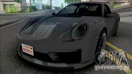 GTA Online Pfister Comet S2 для GTA San Andreas