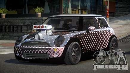 Mini Cooper Custom S6 для GTA 4