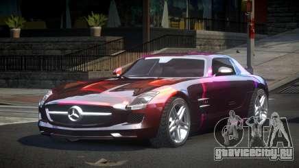 Mercedes-Benz SLS Qz PJ1 для GTA 4