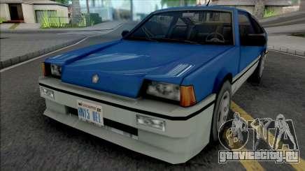 Blista GPX для GTA San Andreas