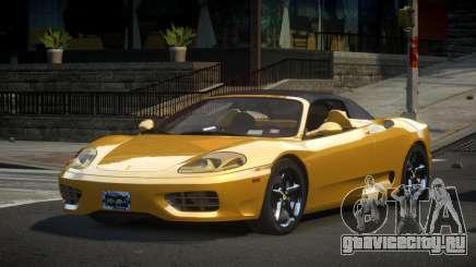 Ferrari 360 US для GTA 4