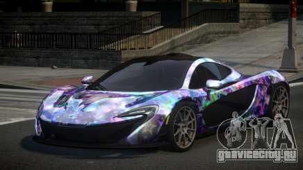 McLaren P1 Qz S2 для GTA 4