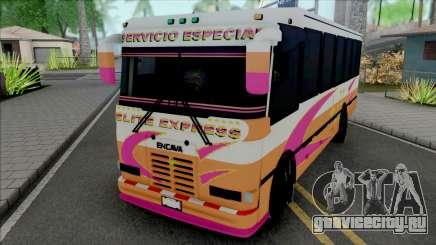 Encava ENT-610 Elite Express для GTA San Andreas