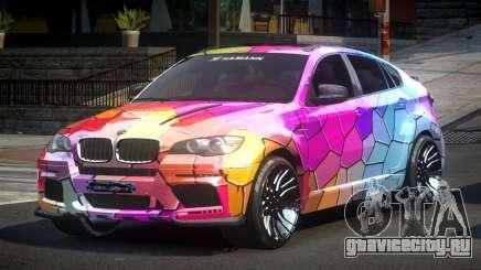 BMW X6 PS-I S10 для GTA 4