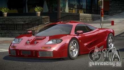 McLaren F1 GST-U для GTA 4