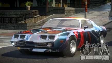 Pontiac TransAm GS-I S2 для GTA 4