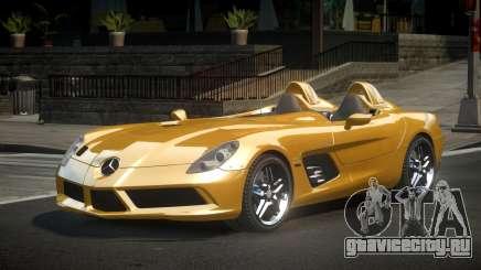 Mercedes-Benz SLR PSI для GTA 4