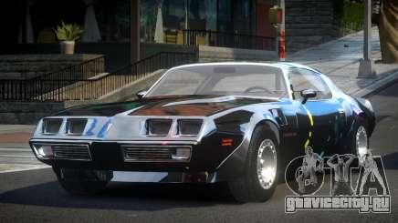 Pontiac TransAm GS-I S3 для GTA 4